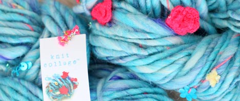 Crochet - Beautiful Yarn & A Giveaway