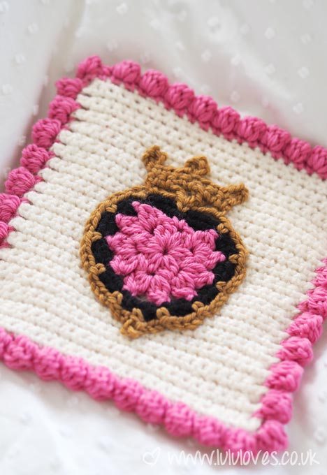 Lululoves: Crochet Sacred Heart