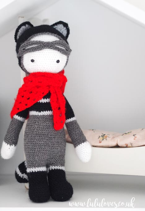 Lululoves: Crochet Roco doll pattern by Lalyland