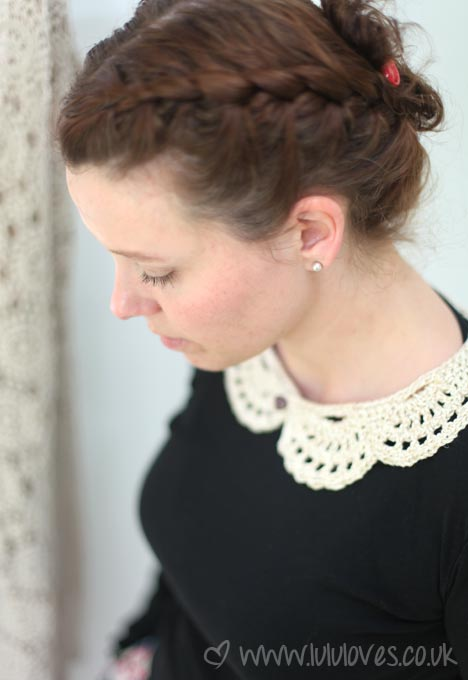 Crochet Lola Collar - Lululoves