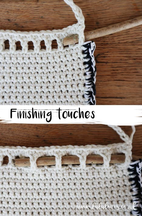 Crochet Wall Hanging Free Pattern | Lululoves Blog