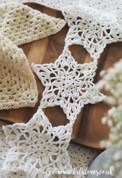 Lululoves: Crochet Stars
