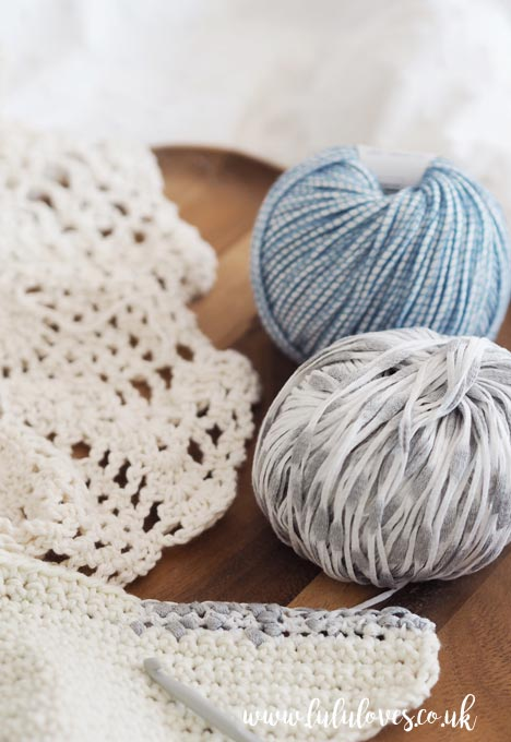 Crochet Katia Yarns | Lululoves Blog