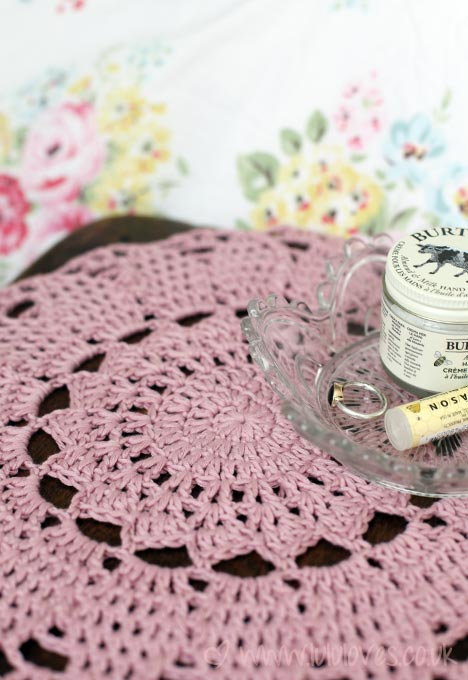 Crochet doily - Lululoves