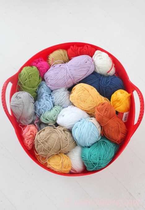 Cotton yarn - Lululoves