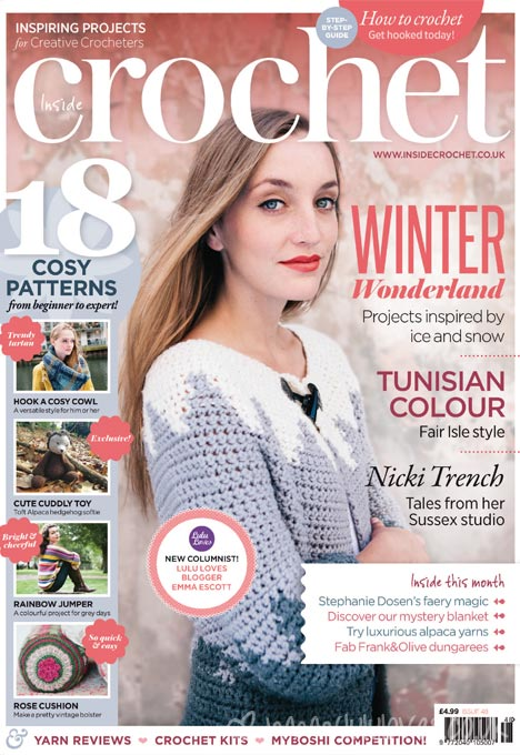 Inside Crochet - Issue 48
