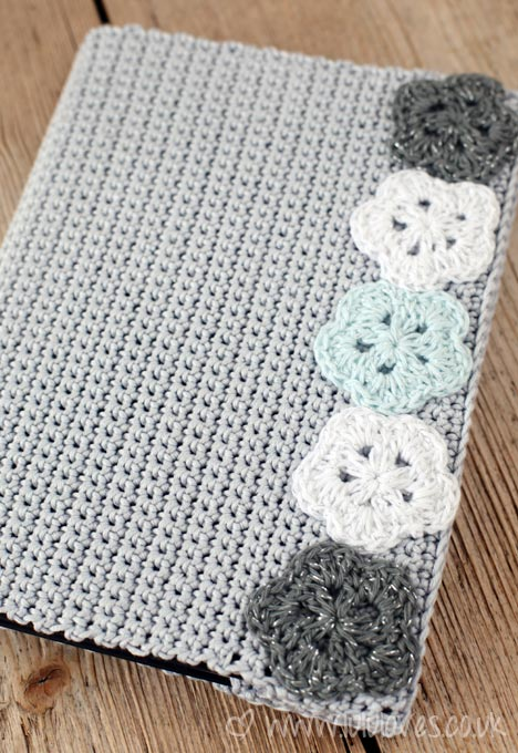 Crochet Journal Cover - Lululoves, Inside Crochet Issue 48