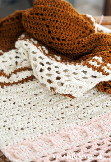 Lululoves: Hotel of Bees Shawl