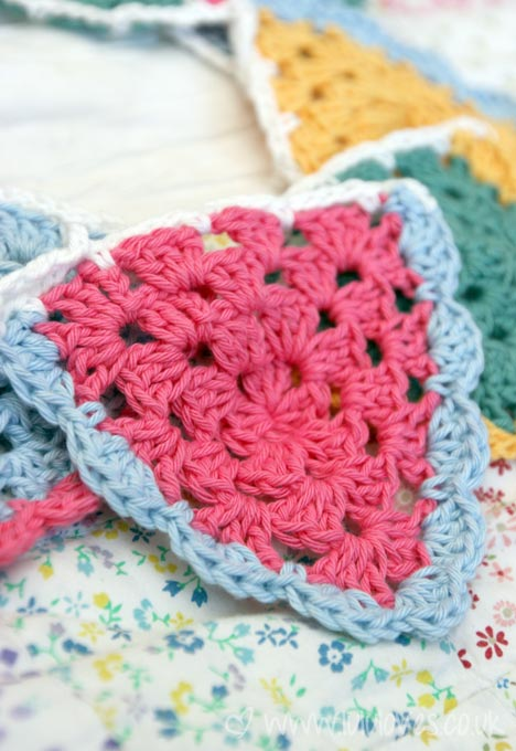 crochet-triangle